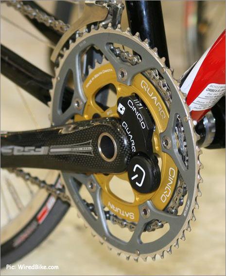 Quarq Cinqo Power Meter Review - PezCycling News