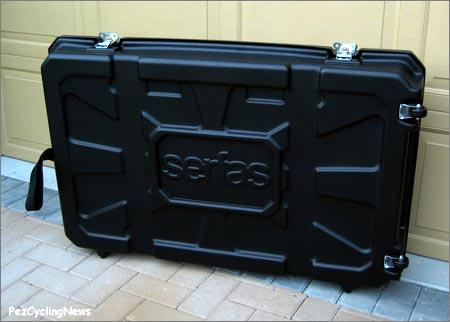 Battle Test Serfas Bike Armor Transport Case Pezcycling News