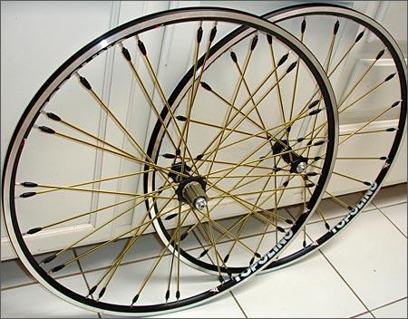 "Topolino C-19: Pez Test ""Those Crazy Spoke Wheels"