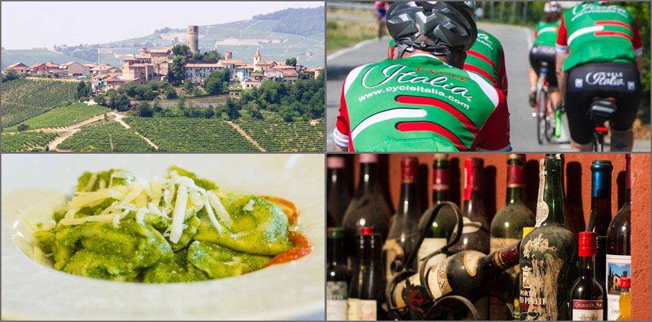 TRAVEL: CycleItalia Opens Piedmont Cycling Resort