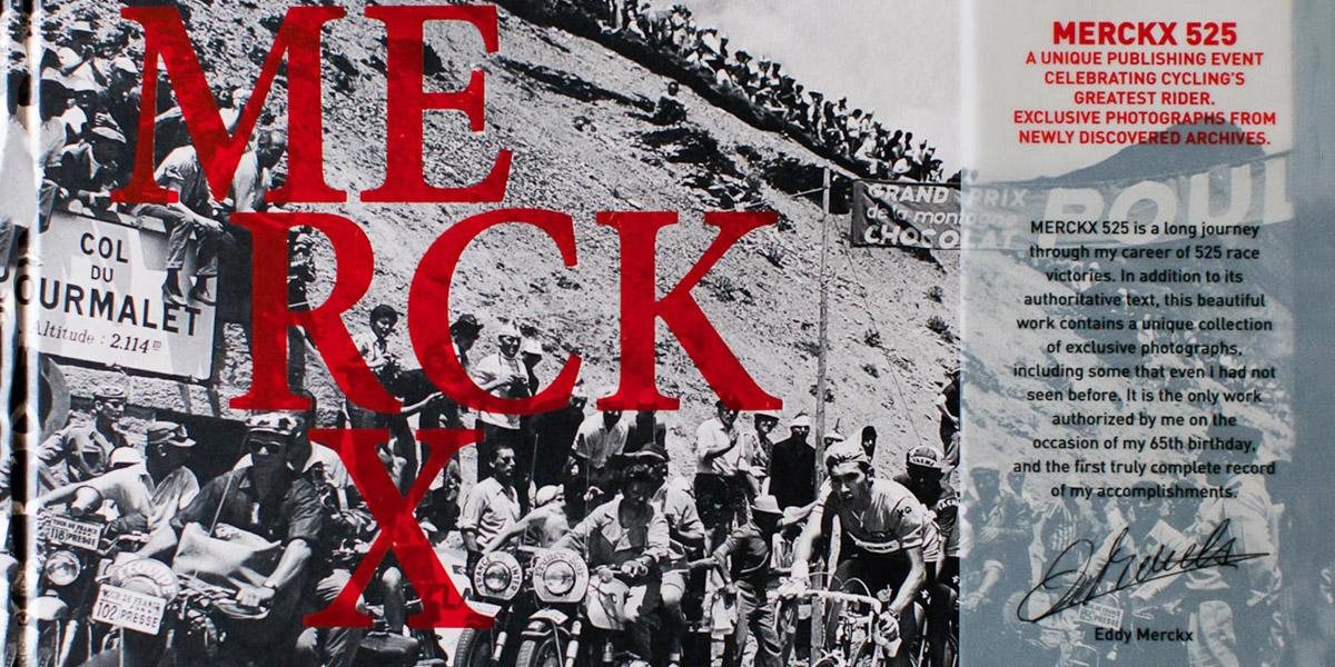 PEZ Bookshelf: Merckx 525 - PezCycling News