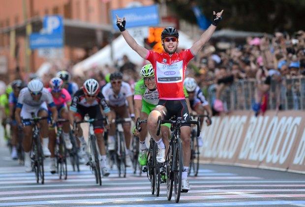 OPQS Giro stage 21-Cavendish Arrival (c)Tim De Waele
