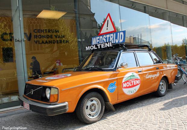 Centrum-Molteni-car