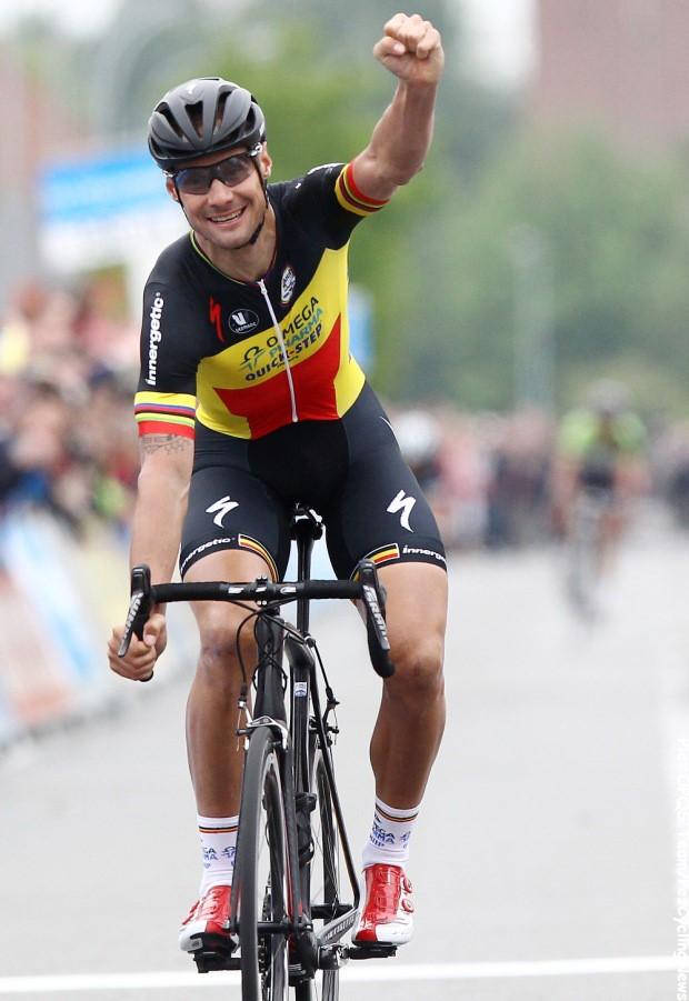 BELGIUM CYCLING HEIST-OP-DEN-BERG HEISTSE PIJL 2013