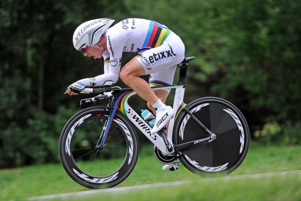 Tony Martin ACTION - German National Champion2013