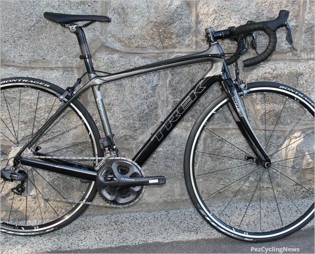 PEZ Reviews: Trek Domane 5 9 - PezCycling News