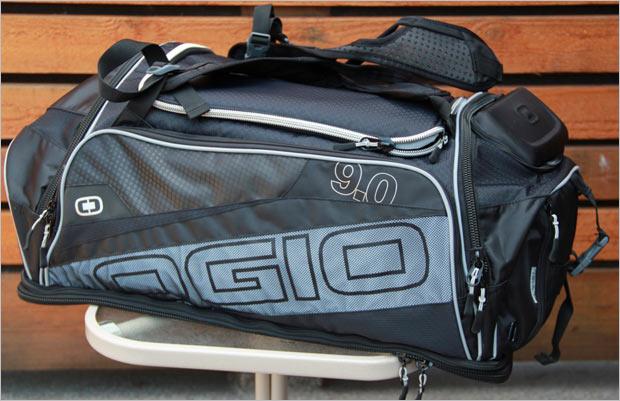 Pez Reviews Ogio Endurance 9 0 Bag Pezcycling News