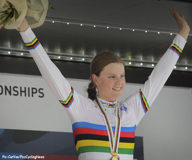 Championat du Monde Cyclisme Route junior women