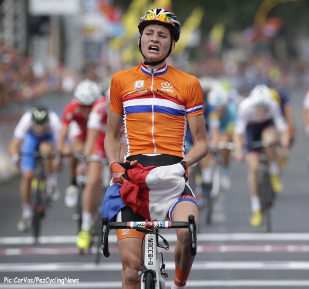 Championat du Monde Cyclisme Route juniors men