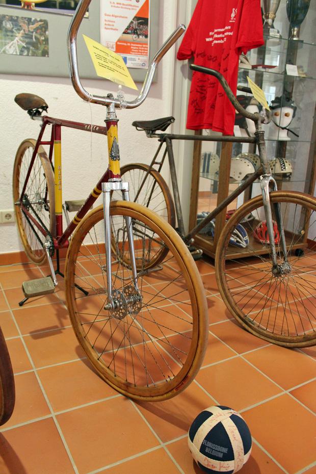 Radball-bike