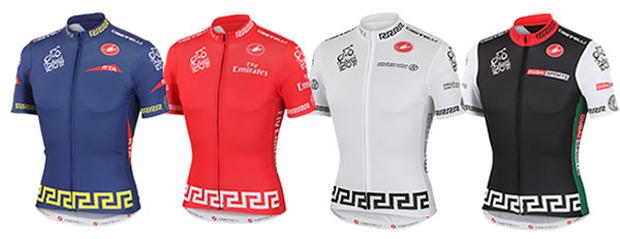 CASTELLI 2014 Dubai Tour Leader s Jersey Unveiled - PezCycling News 83db44c32