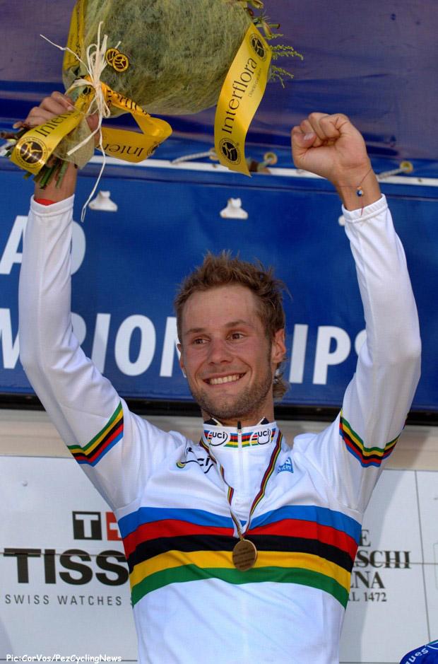 MADRID (SPAIN), 25/09/2005 -  SPORT CYCLING CYCLISME WIELRENNEN