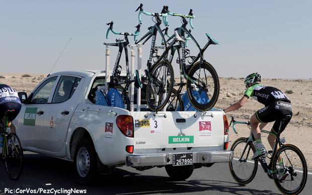 Tour de Qatar 2014 - stage 4