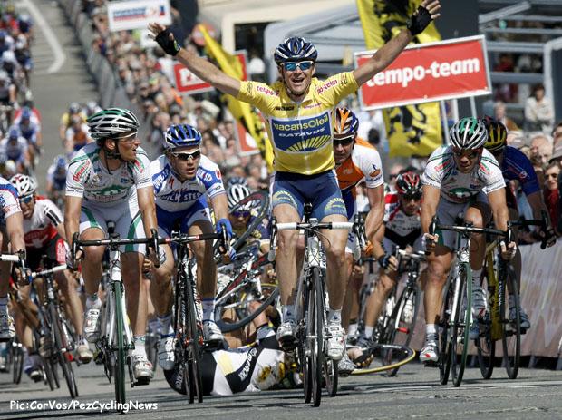 2e etappe Ronde van Belgie 2009