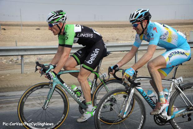 Dukhan Beach - Qatar - wielrennen - cycling - radsport - cyclism