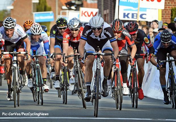 Handzame Classic cycling race  2014