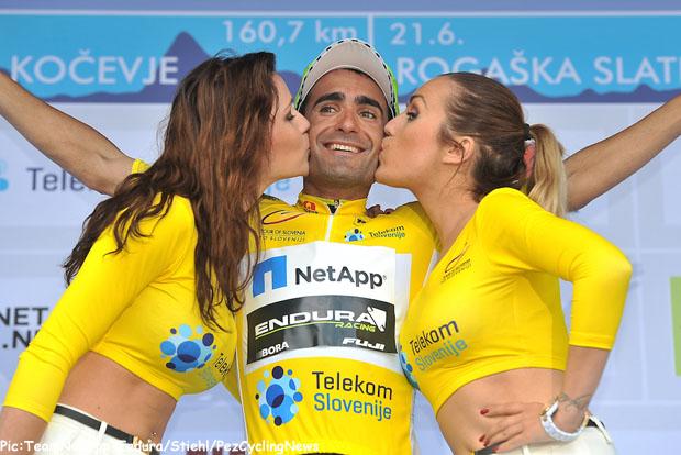 Cycling - Tour of Slovenia - Stage 3 - 3.Etappe - 21.06.2014