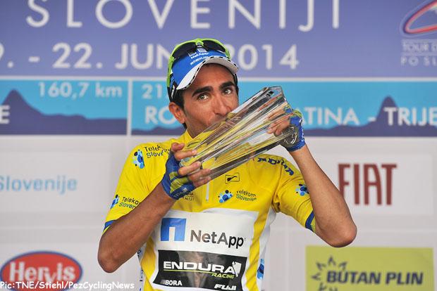 Cycling - Tour of Slovenia - Stage 4 - 4.Etappe - 22.06.2014