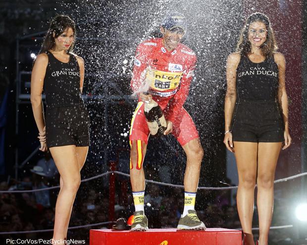 Tour of Spain 2014 stage - 21 ITT