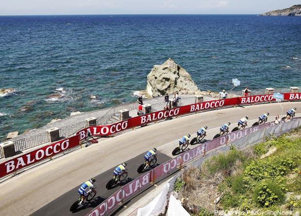 Giro D'Italia 2013 stage-2