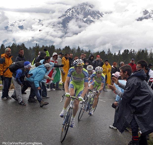 Giro d'Italia -  2010  19e etappe