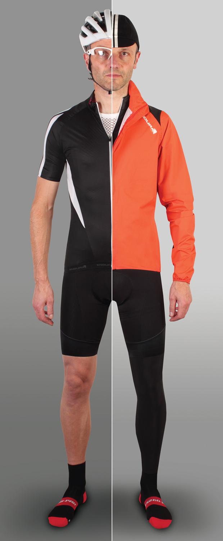 Endura CX Race_Warm-up Outfit