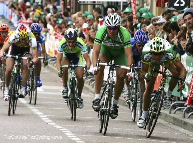 2e etappe Dauphine Libere 2005