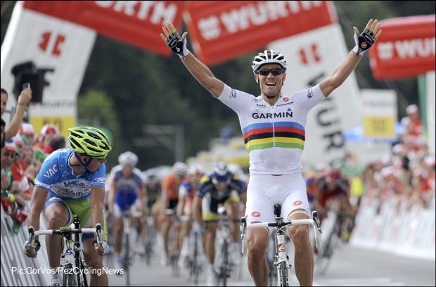 Ronde van Zwitserland 2011 - 4e etappe