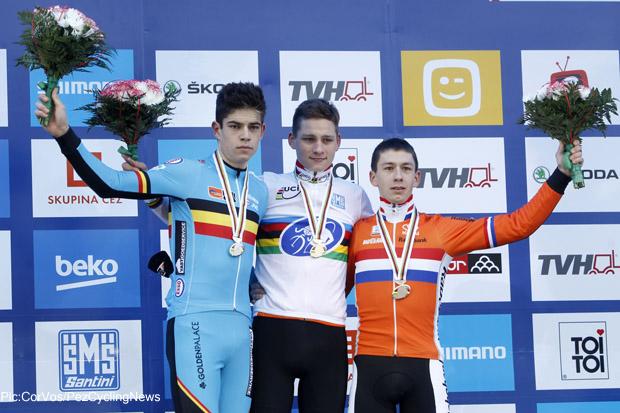 Worldchampionships cyclocross in Tabor 2015 -elite