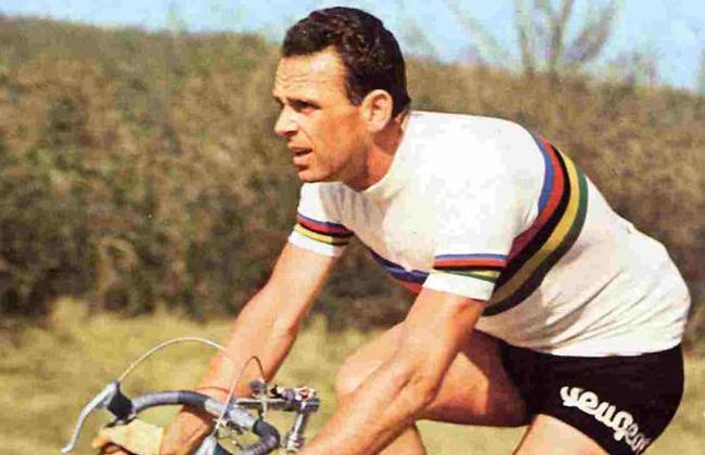 Rik van Steenbergen champion du monde