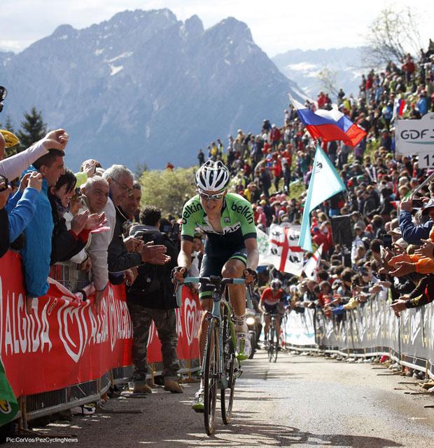 Giro-D'Itaia 2014 stage 20