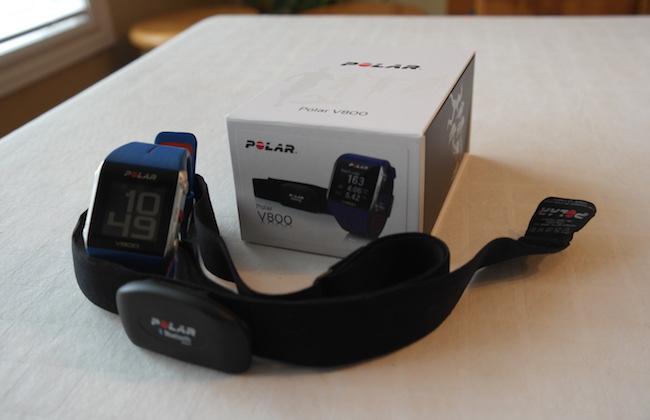 Pez Reviews Polar's V800 Multisport Watch