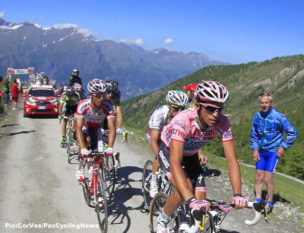Giro D'Italia  2011 - 20e etappe
