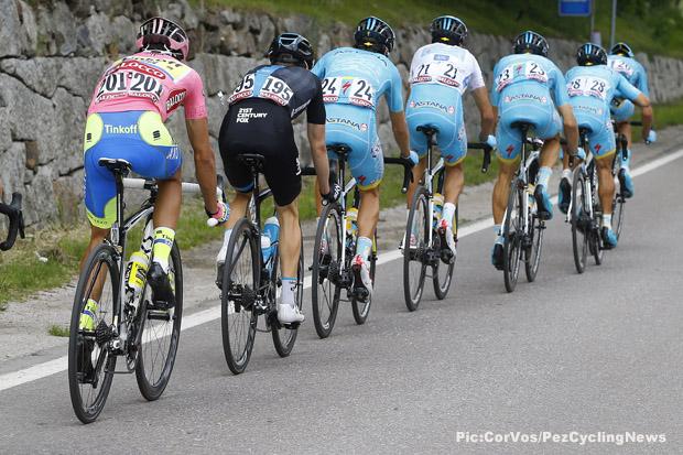Giro d'Italia 2015 stage - 15