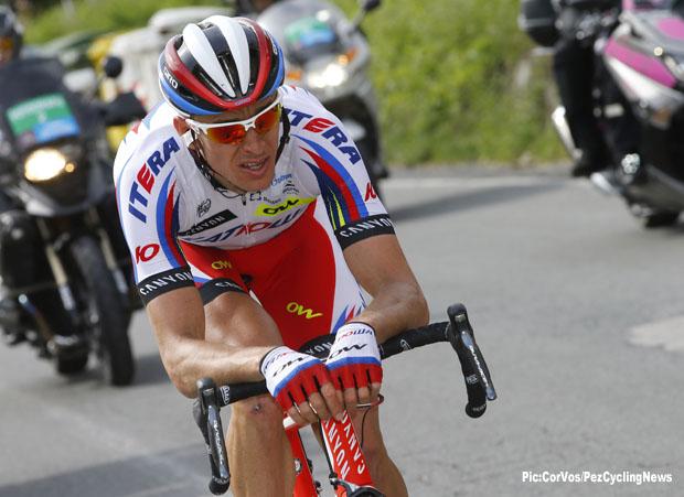 Giro d'Italia 2015 stage - 3