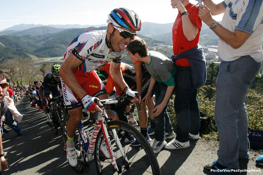 Vuelta Ciclista al Pais Vasco stage-3