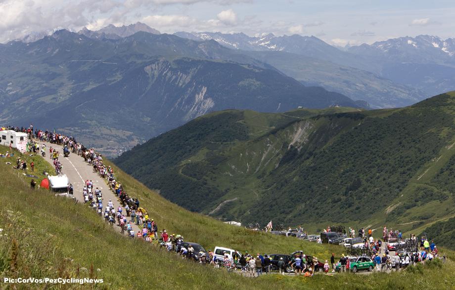 Tour de France  2012 stage - 11