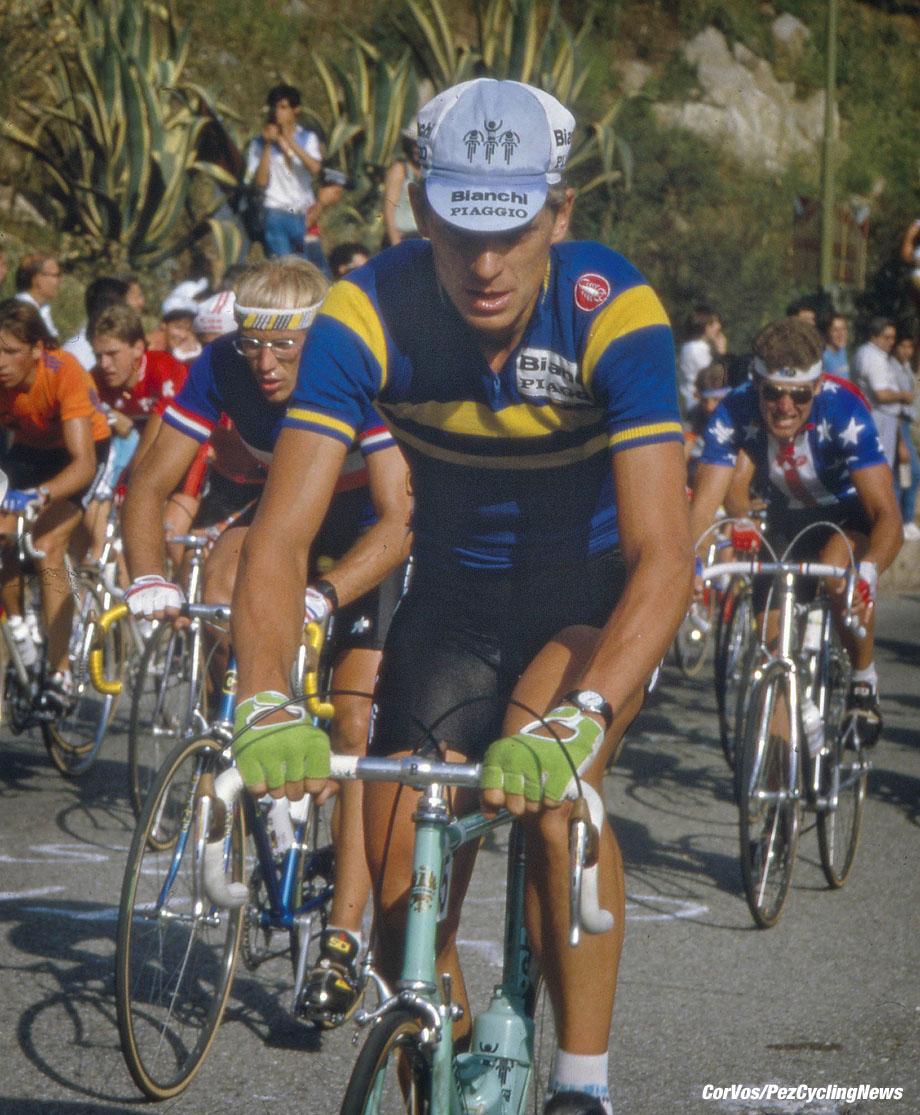 World Championships in Barcelona 1984