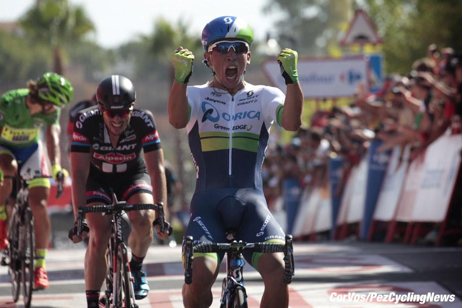 La Vuelta 2015 stage-5
