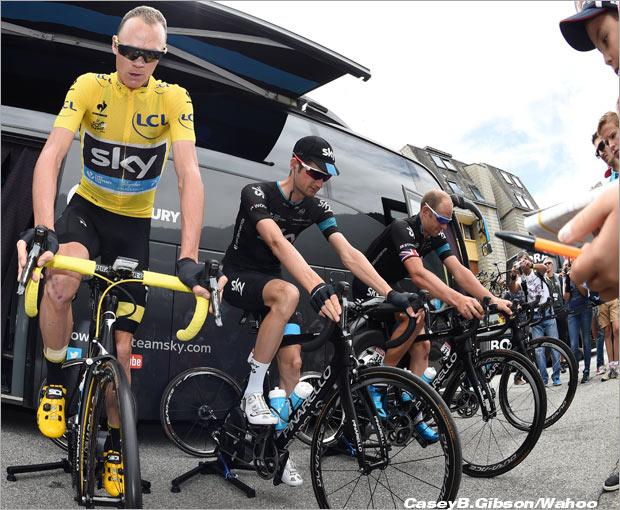 Froome's Secret Tour de France Weapon