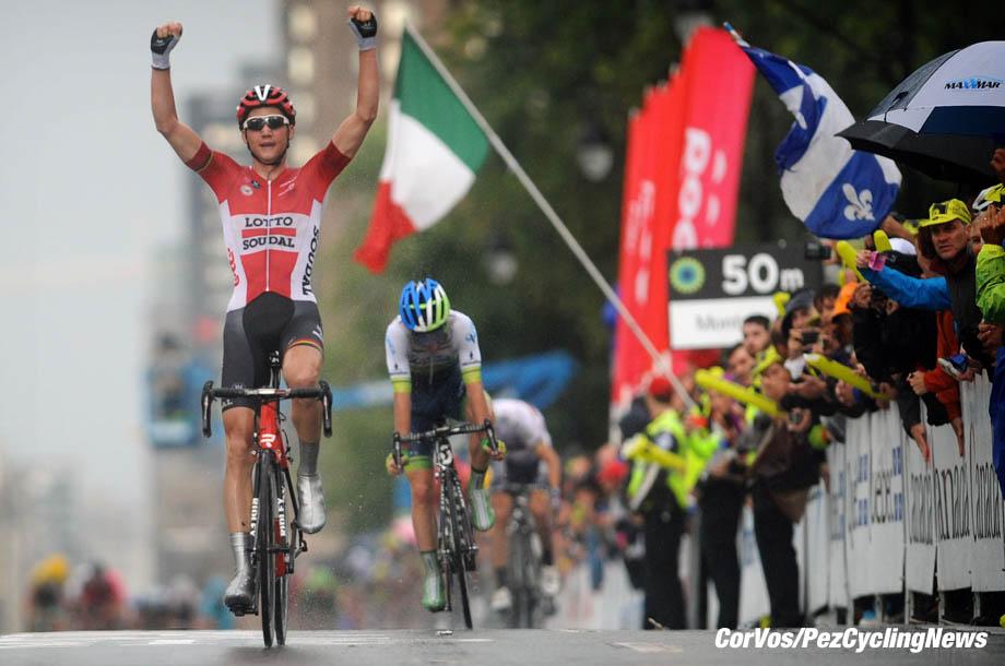 Grand Prix Cycliste de Montreal 2015