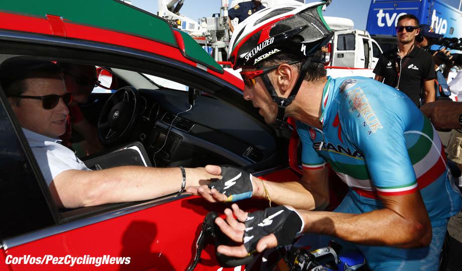 La Vuelta 2015 stage-2