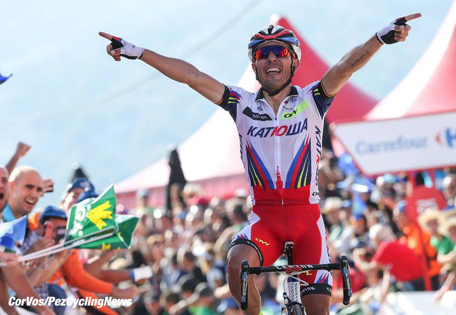 La Vuelta 2015 stage-15