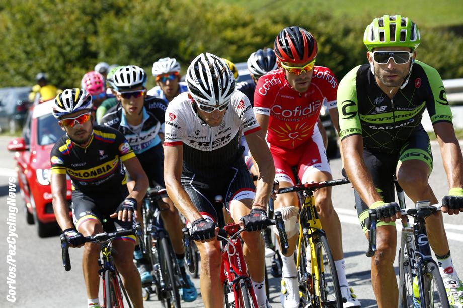 La Vuelta 2015 stage-16