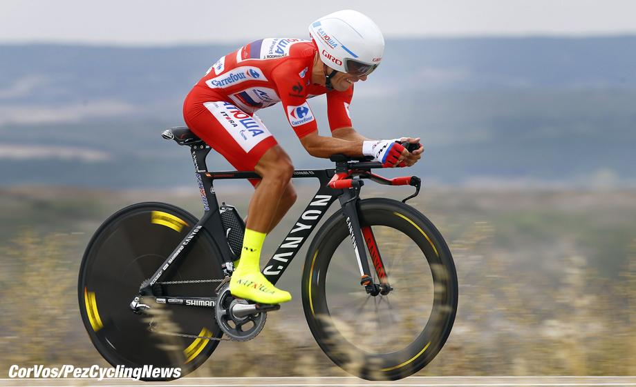 La Vuelta 2015 stage-17 ITT