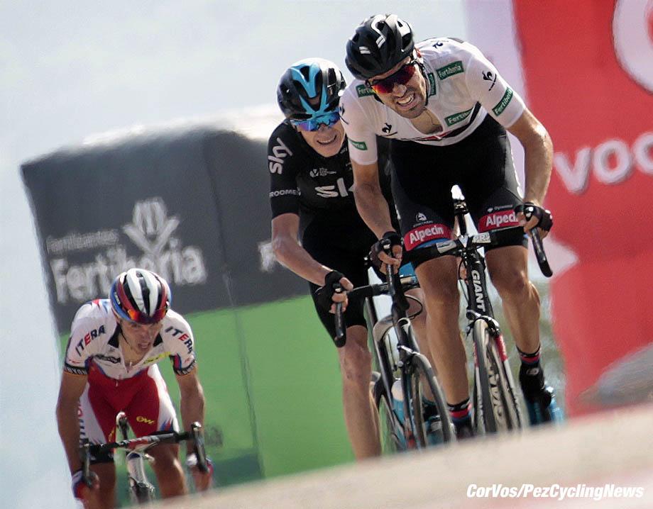 La Vuelta 2015 stage-9