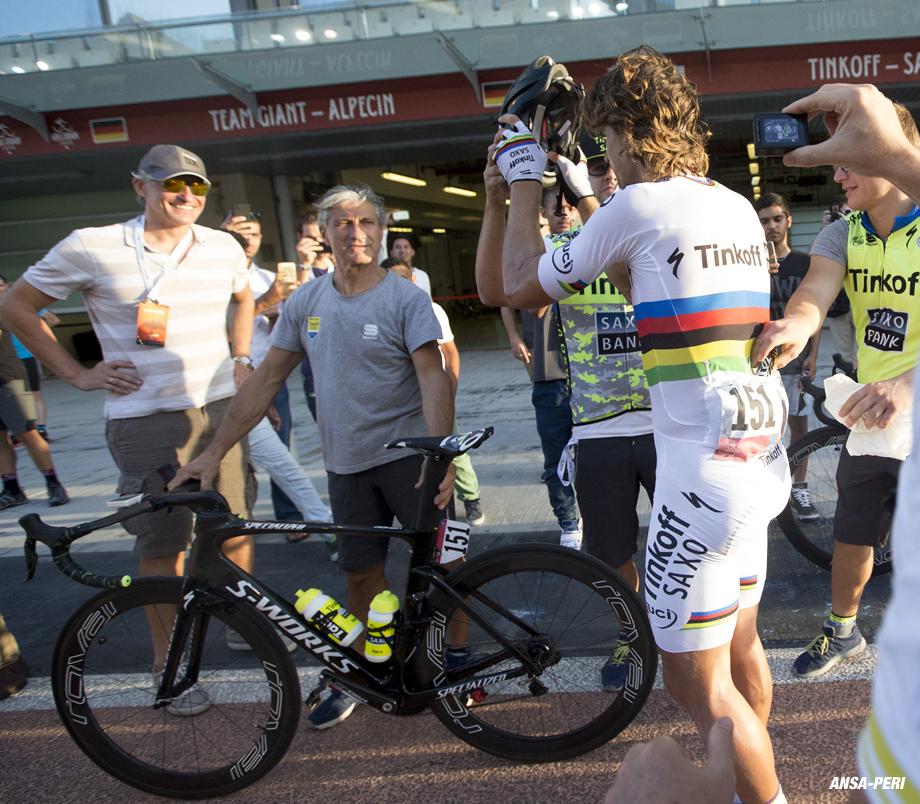Abu Dhabi tour cycling race