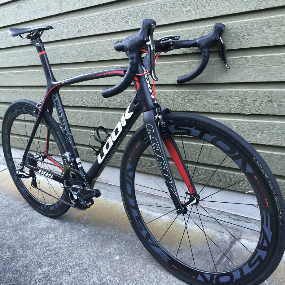 Dura Ace 9000 >> Readers' Rigs: LOOK 695 Light - PezCycling News