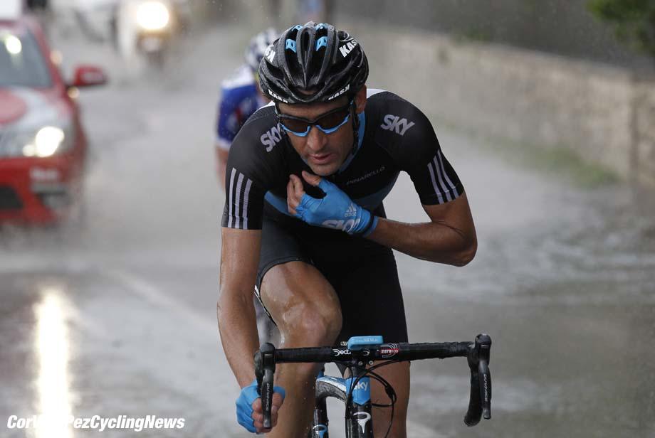 Giro d'Italia -  2010  9e etappe
