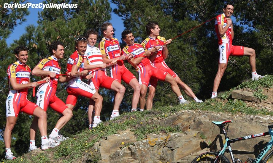 Team Barloworld 2008